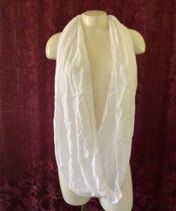 custom tie dye infinity scarf