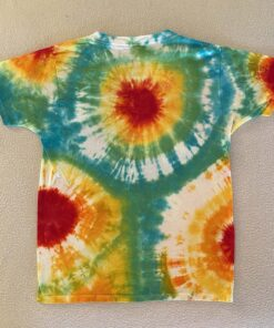 geode tie dye youth large