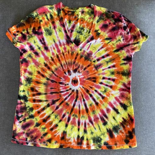 tie dye shirt for women
